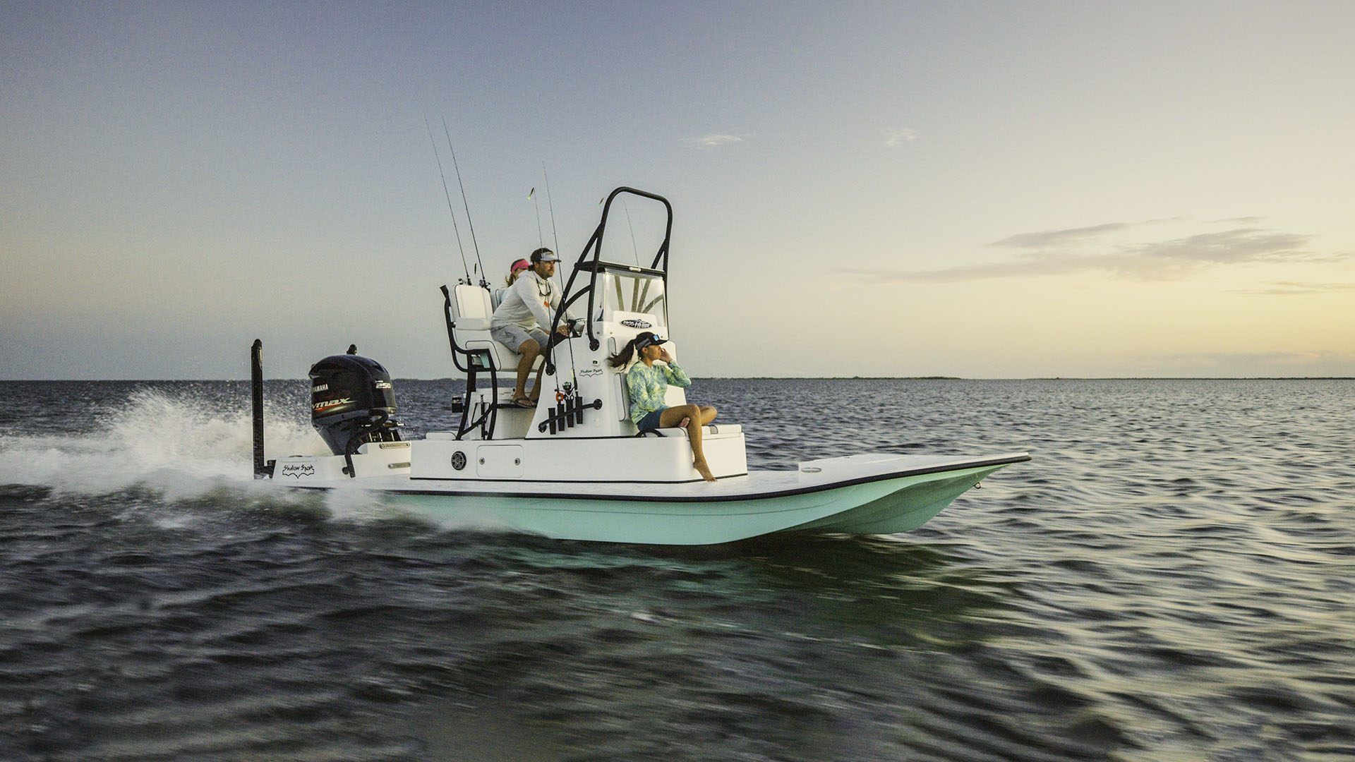 Download Shallow Sport Boats Legendary Shallow Water Fishing Boats